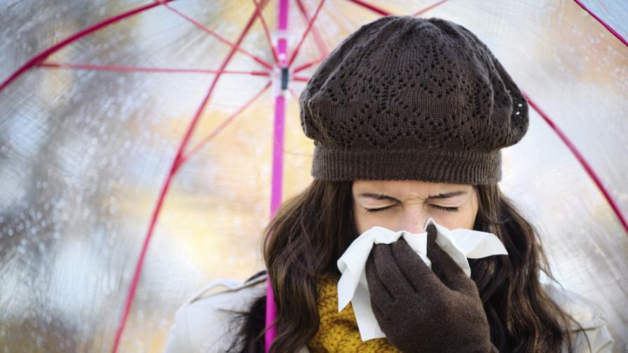 грип настинка хрема есен