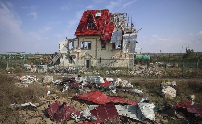 12 души загинаха в Източна Украйна въпреки примирието