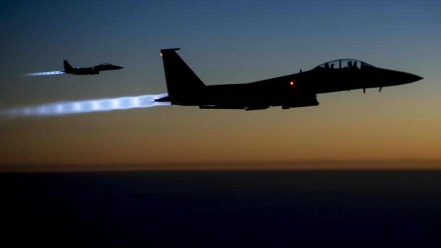 """Кампанията срещу """"Ислямска държава"""" излязла на САЩ 1 млрд. долара досега"""