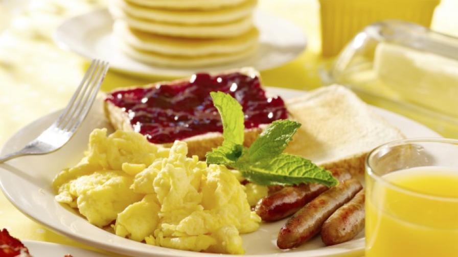 На Острова предлагат закуска, която включва 8000 калории