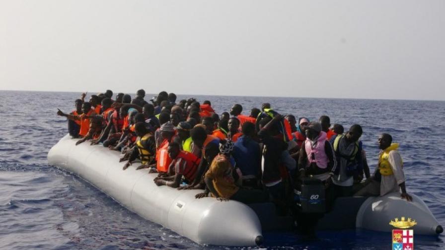 Средиземно море – гробище на бежанци