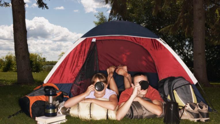 къмпинг палатки