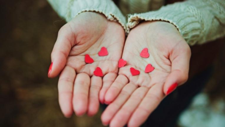 жена любов сърце щастие
