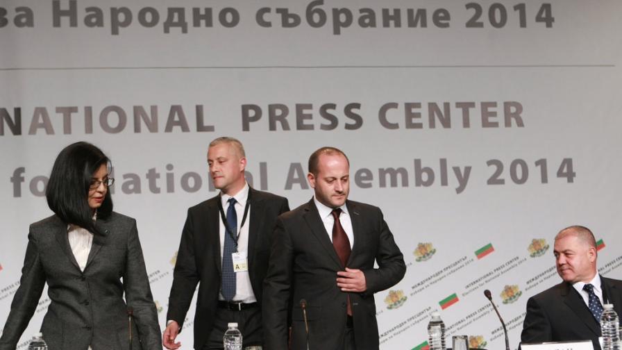 Радан Кънев: Лидерски импровизации са недопустими