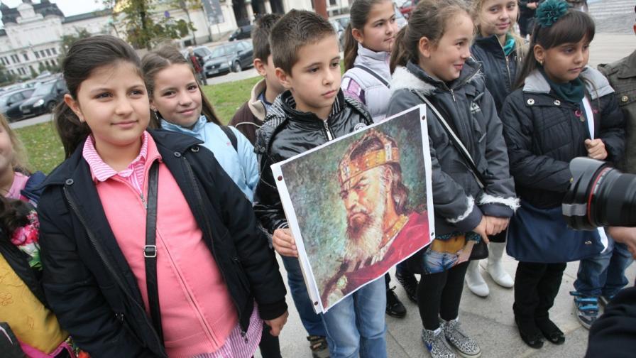 1000 години по-късно: Цар Самуил е в сърцата ни