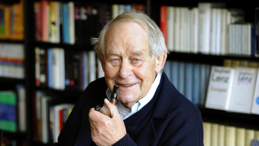 Почина известният германски писател Зигфрид Ленц