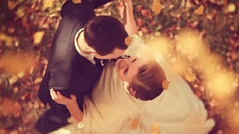 сватба есен