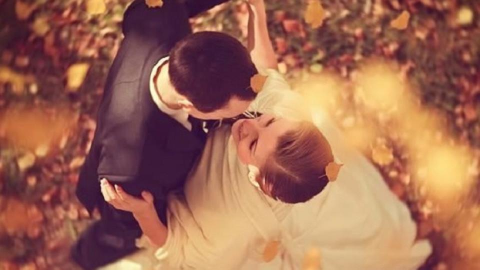 """Кажете """"да"""" на приказна есенна сватба"""