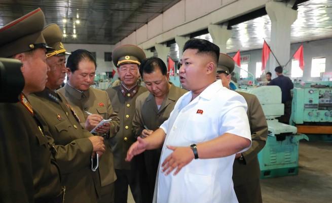 Ким Чен-ун не се появи на важно честване