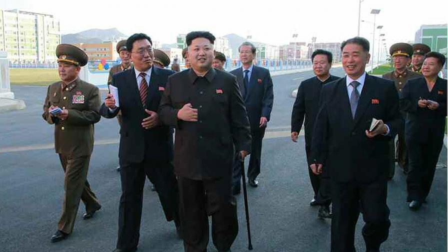 Ким Чен-ун пак пострада