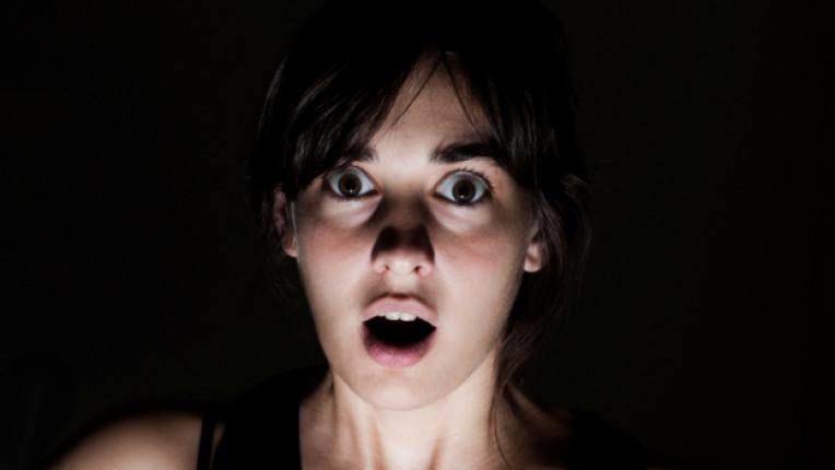 жена страх тъга отчаяние