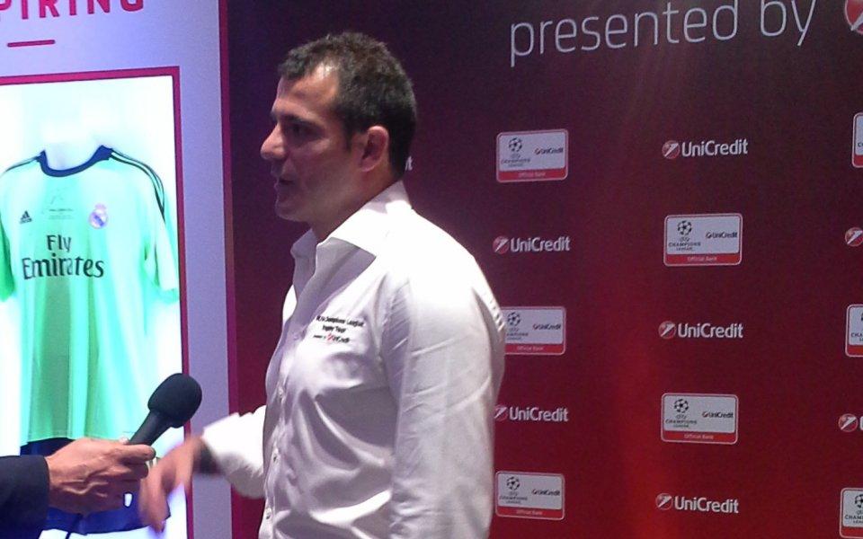 Деян Станкович със сърдечен поздрав за Стилиян Петров