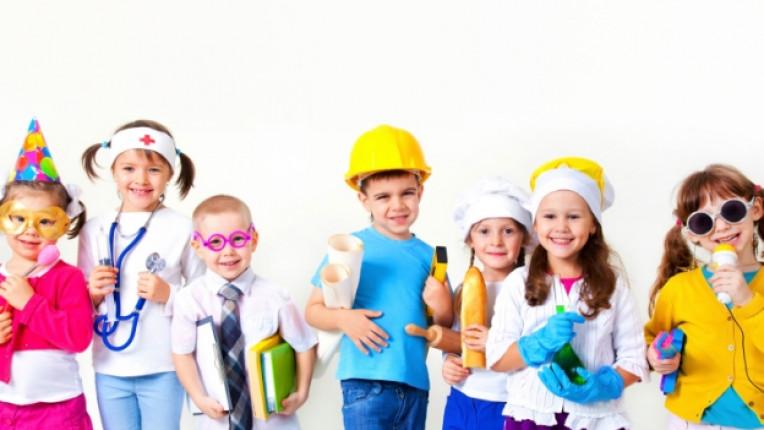 дете деца професия кариера работа