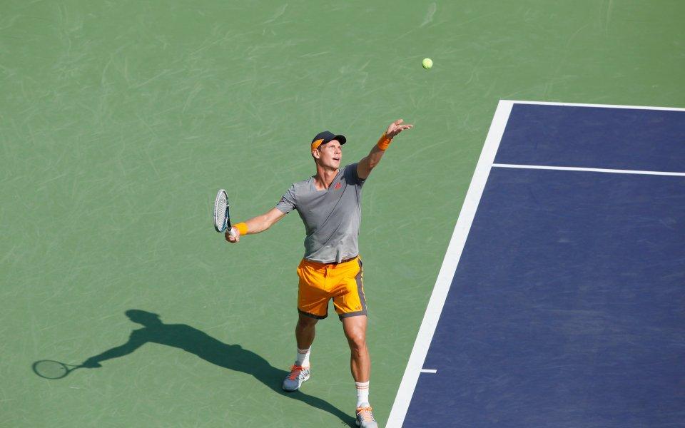 55a12f6e490 Бердих: На мен също са ми нужни точки - Тенис - Мъже - Gong.bg
