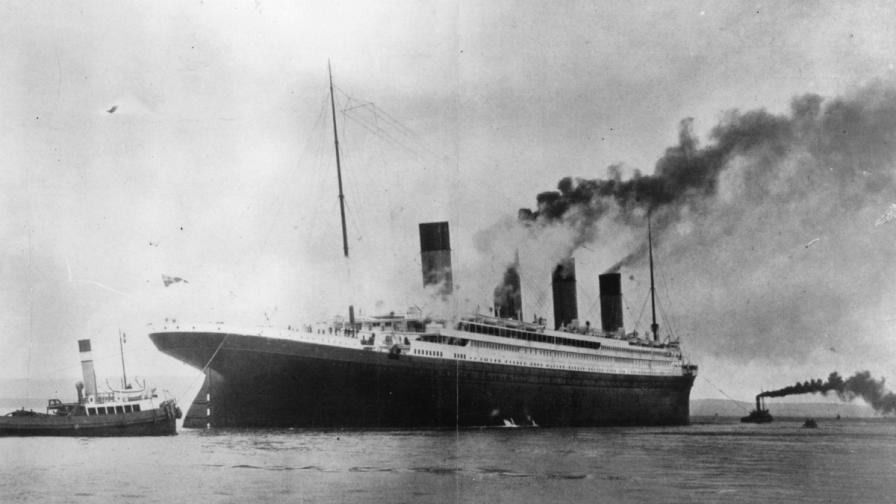 """Меню от """"Титаник"""" беше продадено за 60 хил. паунда"""