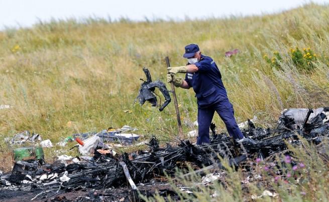Берлин: Проруските сепаратисти са свалили самолета над Украйна