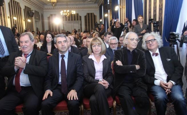 Президентът Плевнелиев: Възможна е тематична коалиция