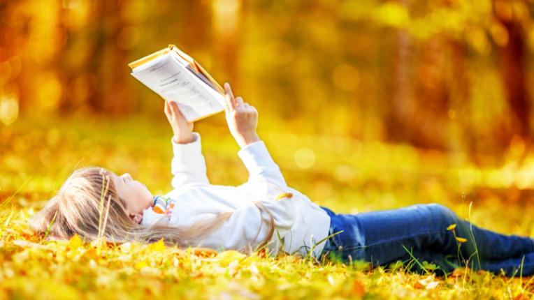 четене спокойствие есен