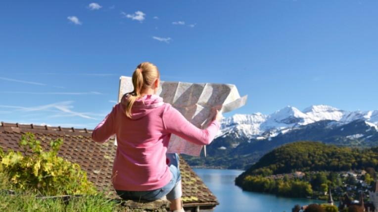 почивка пътешествие туризъм жена пътуване