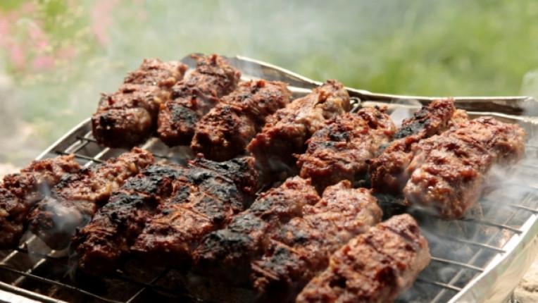 скара барбекю месо кюфте