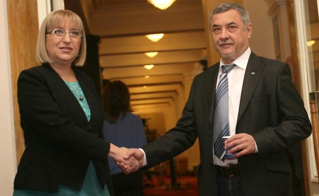 Симеонов: Ще подкрепим правителство с пълен мандат
