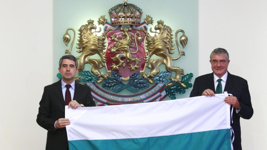 Христо Пимпирев и Росен Плевнелиев