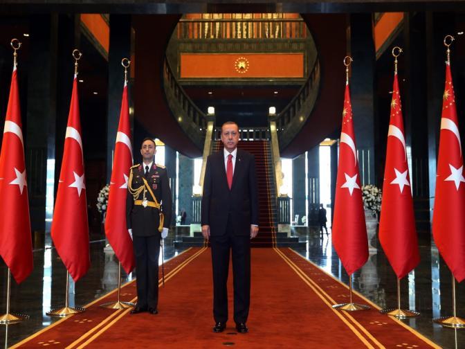 Турция Ердоган