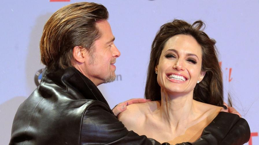 Джоли става блондинка за новия си филм