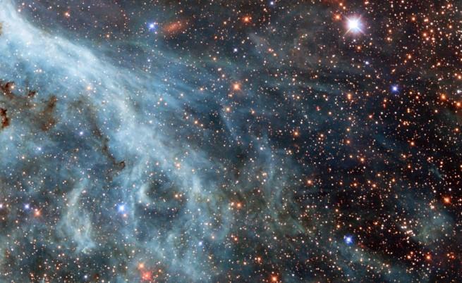 Наблюдаваха галактики, формирани 800 млн. г. след Големия взрив
