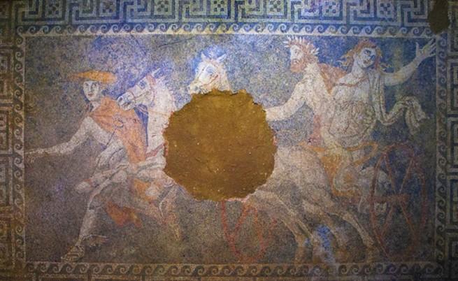 Археоложка: Гробницата в Амфиполис е била за Александър Велики