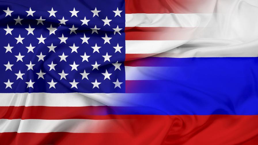 САЩ Русия
