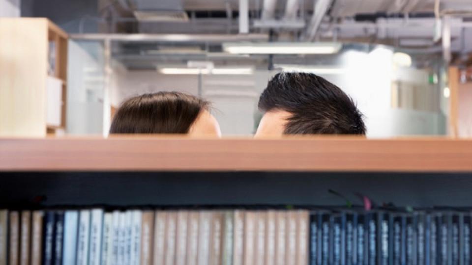 Любимото табу: Секс с колега