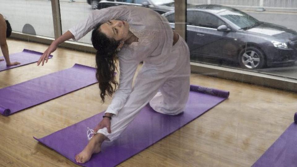 Йога за здраве и красив бюст