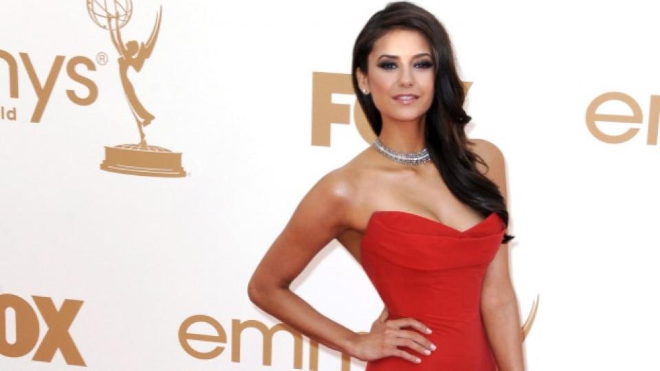 Българската актриса Нина Добрев също бе сред наградените