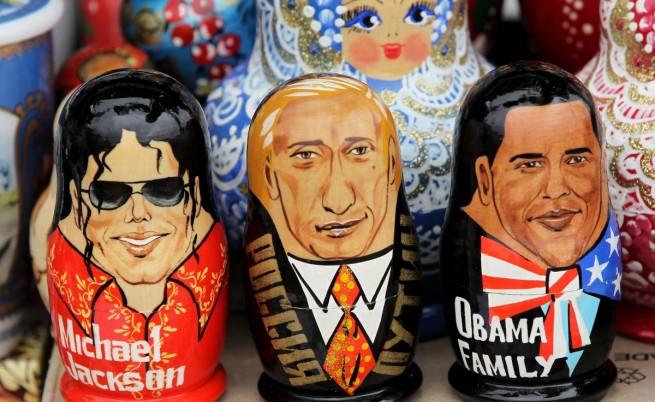 Путин не одобрявал сувенирите с лика му