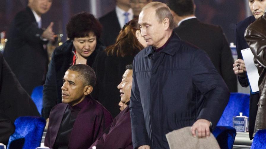 Путин и Обама имаха неформална беседа на срещата на върха на АТИС