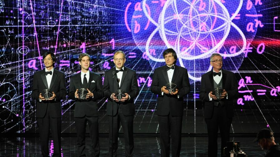 """Връчиха научните награди """"Пробив"""""""