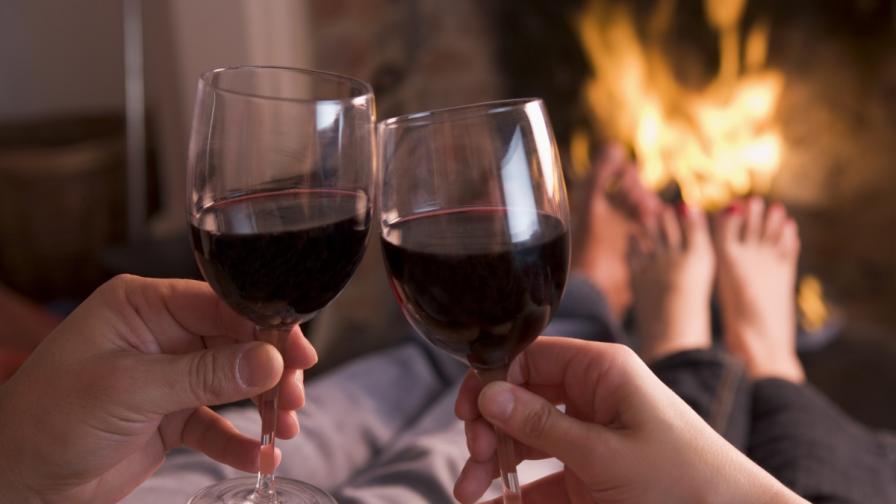 Чаша вино на ден е полезна срещу инфаркт само за 15 на сто от населението