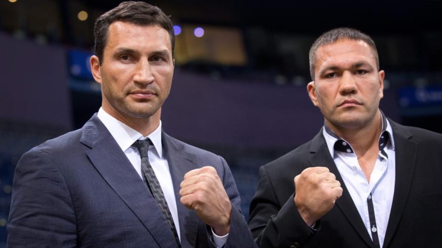 Готов е рингът за двубоя Пулев-Кличко