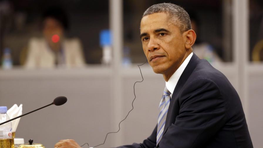 Обама: ИД не може да бъде победена без да бъде свален Асад