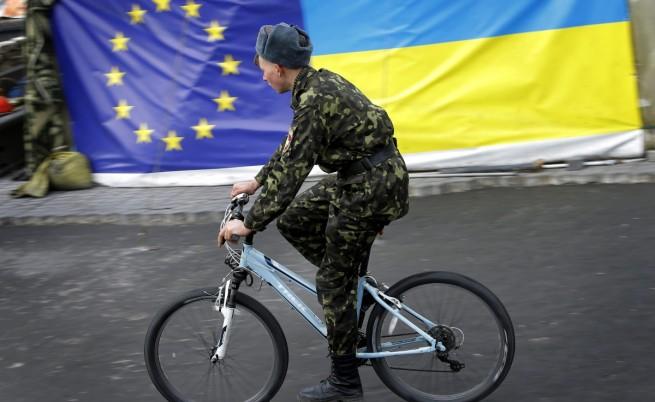 Денят, в който започнаха протестите в Украйна, стана официален празник