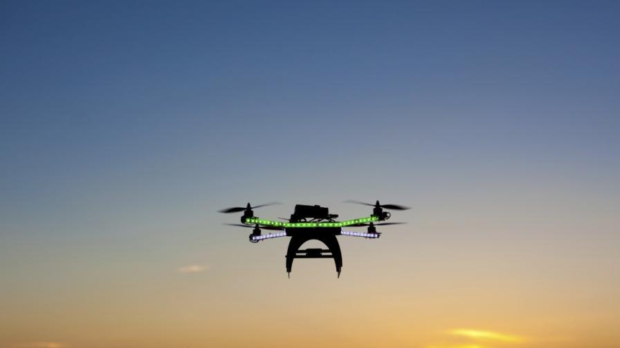 Създадоха биологичен дрон, който се разпада след удар