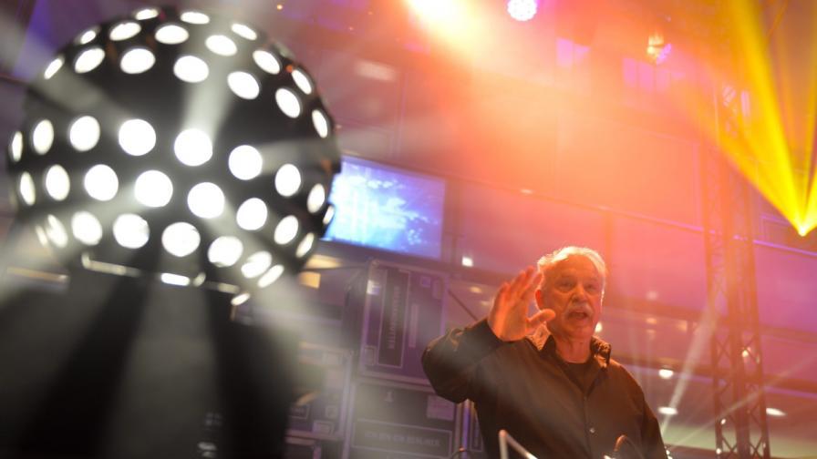 Пионерът на диско музиката издава нов албум