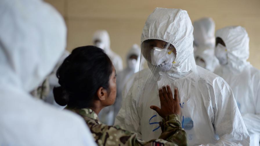 И кубински лекар се зарази с ебола
