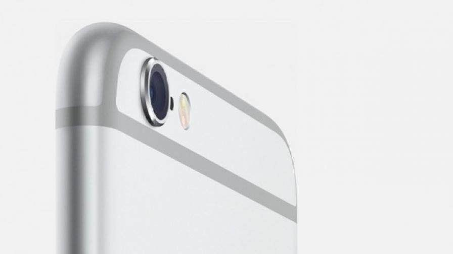 Проблем с iPhone 6 Plus, този път с камерата