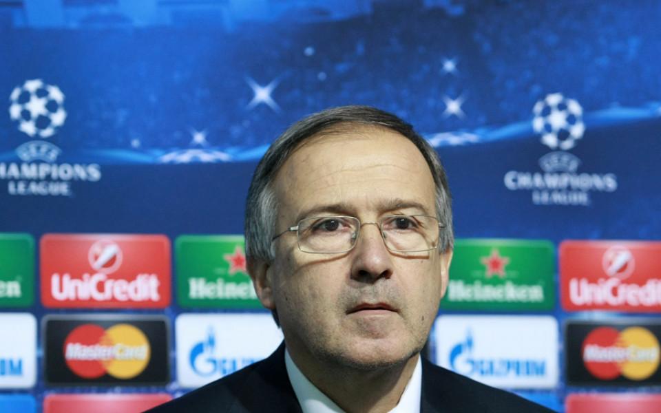 Дерменджиев за Реал: Футболът е феномен, всичко е възможно