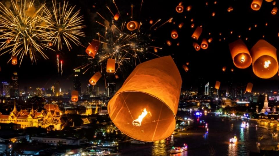 10 необичайни места за посрещане на Нова година