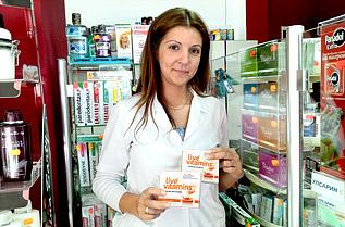 Фармацевт Таня Шопова