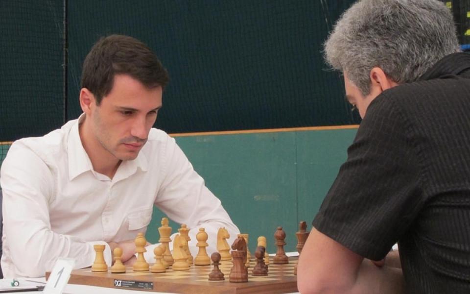 Чепаринов 17-и на Европейското по шахмат