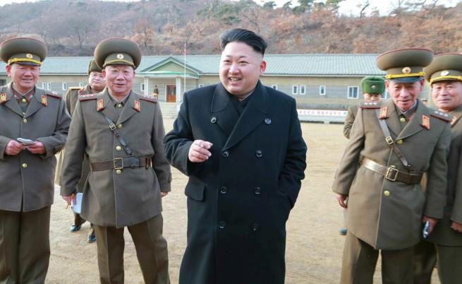 Северна Корея изпита нова противокорабна ракета